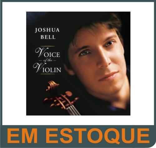 CD Voice of the Violin - Joshua Bell