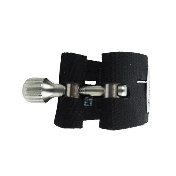 Imagem Extra 3: Abraçadeira Rovner Mark III / C-3ML - Boquilha Metal - Sax Barítono Eb.