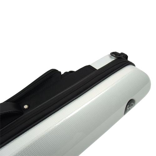 Caser PEDI Steamline - White - Violino 4/4