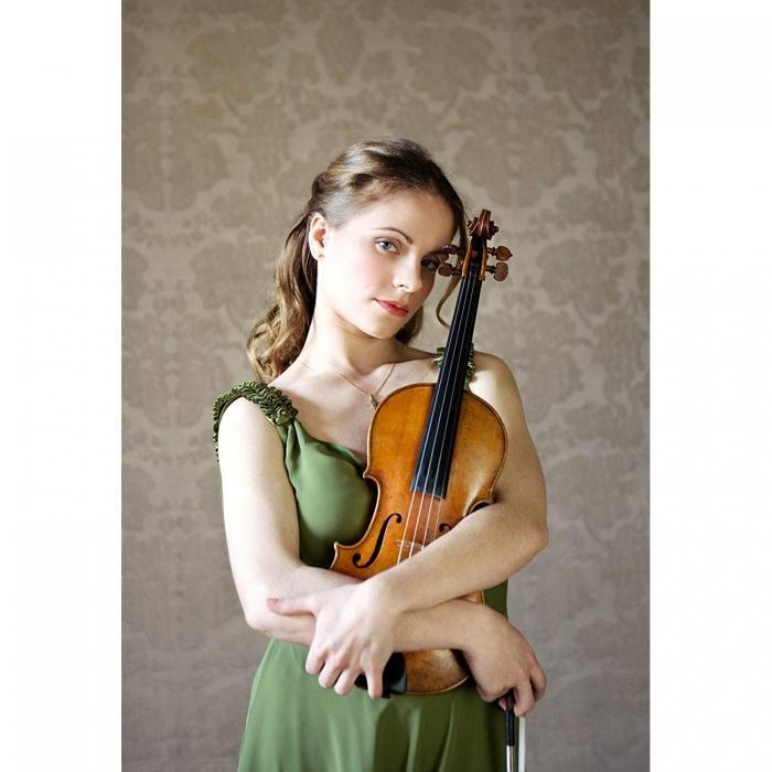 Imagem Extra 1: CD Concertos para Violino - BACH - Julia Fischer.