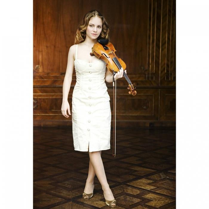 Imagem Extra 2: CD Concertos para Violino - BACH - Julia Fischer.