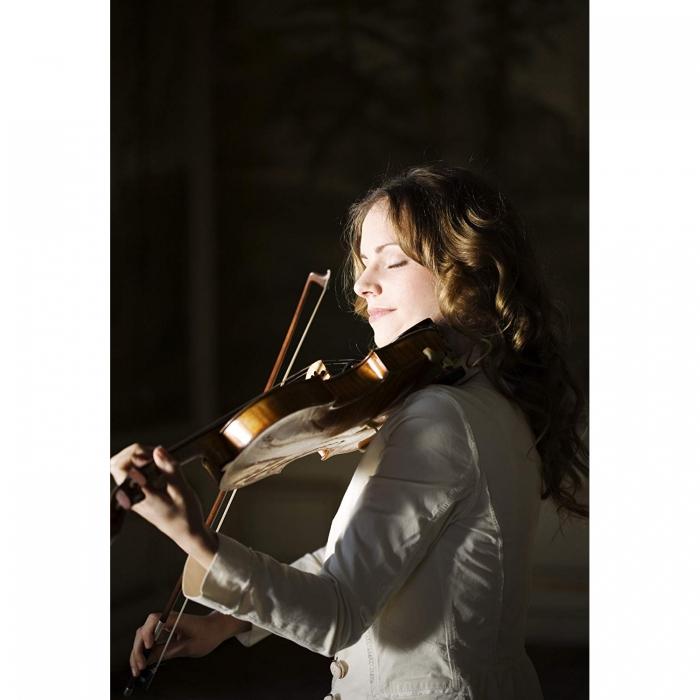 Imagem Extra 4: CD Concertos para Violino - BACH - Julia Fischer.