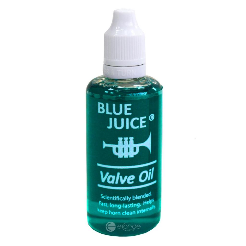 Imagem Extra 1: Óleo Para Válvulas ou Pistos Blue Juice - 60ml.