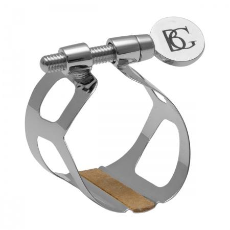 Foto principal do produto Abraçadeira BG Tradition - Prata - Clarineta Bb