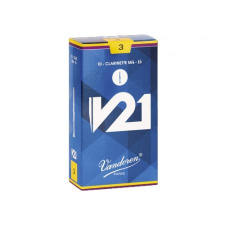Foto principal do produto Caixa de Palhetas Requinta - Vandoren V21