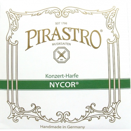 Foto principal do produto Corda DÓ para Harpa Pedal - 2º Oitava NYLON - PIRASTRO