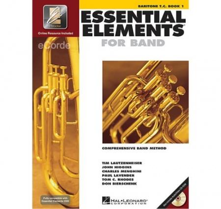 Foto principal do produto Essential Elements for Band - Livro 1 com EP - Bombardino em Sí Bemol