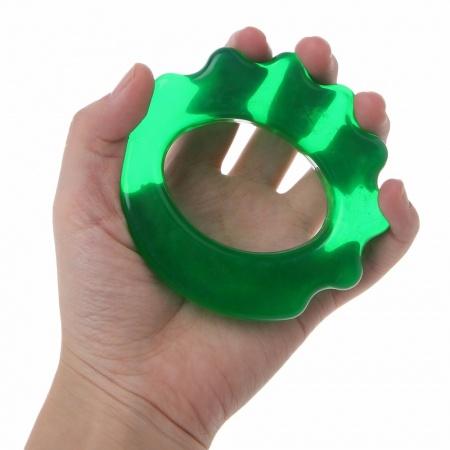 Foto principal do produto Flexor de Silicone Gripper Fisioterápico - 50Kg Força