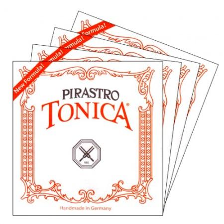Foto principal do produto Jogo de Cordas para Violino - PIRASTRO TONICA NEW FORMULA - AÇO