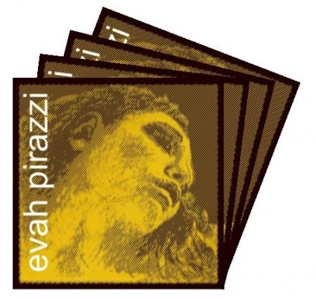 Foto principal do produto Jogo de Cordas para Viola - PIRASTRO EVAH PIRAZZI NEW GOLD