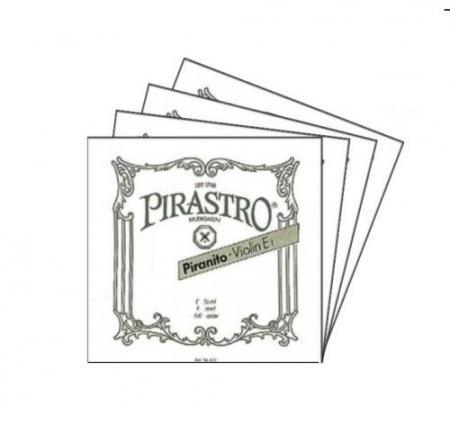 Foto principal do produto Jogo de Cordas Para Violino 1/2 - PIRASTRO PIRANITO