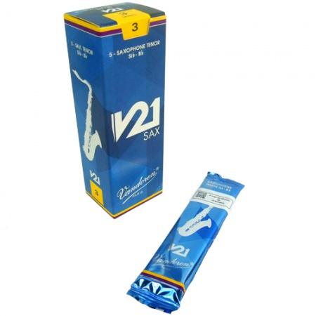 Foto principal do produto Palheta Sax Tenor - Vandoren V21 - 3.0