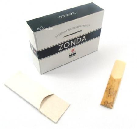 Foto principal do produto Palheta Zonda Classico 4.5 - Clarineta Bb