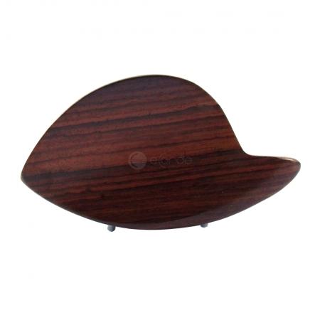 Foto principal do produto Queixeira Para Violino 4/4 - DRESDEN ROSEWOOD
