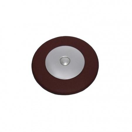 Foto principal do produto Sapatilha eCorde Lambskin Leather Deluxe Niquel - Sax Tenor / 37mm