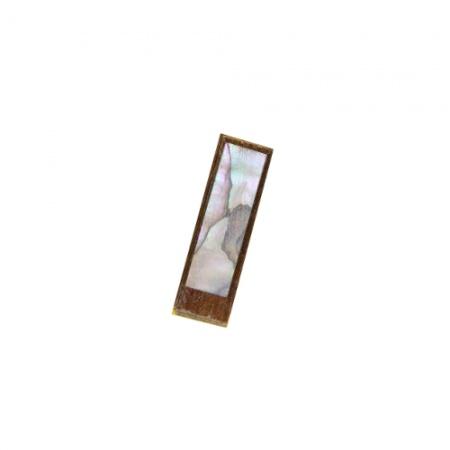 Foto principal do produto Slide em Madrepérola para Talão de Arcos - Violino / Viola